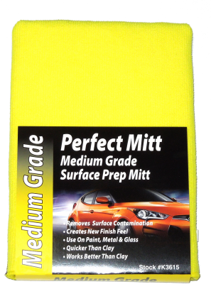 medium grade auto detail clay mit