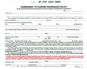 Agreement insurance agreement to furnish insurance california agreement to furnish insurance platinumwayz